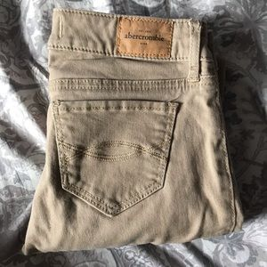 Abercrombie Kids Jean Leggings Size 14 Slim